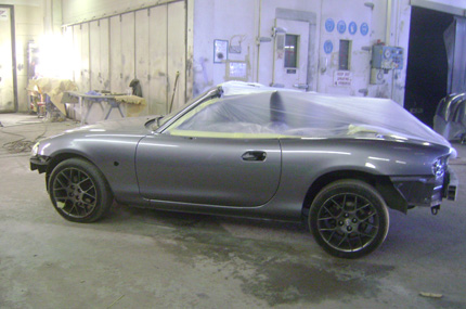 Mazda MX-5 After