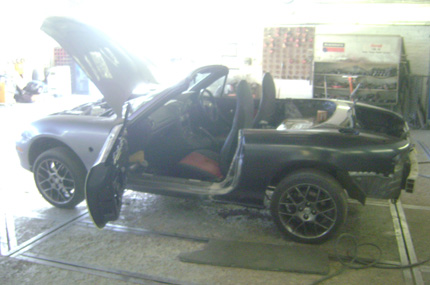 Mazda MX-5 Before